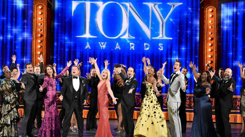These are not the Tonys we're looking for